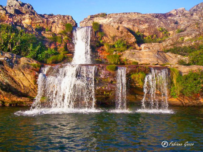 São muitas as cachoeiras de Diamantina