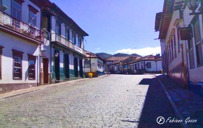 Centro histórico de Sabará