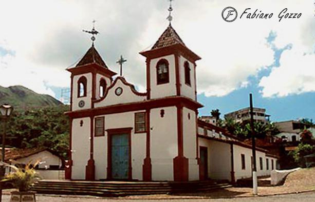 Igreja de Nossa Senhora da Conceição de Sabará, também Igreja Matriz