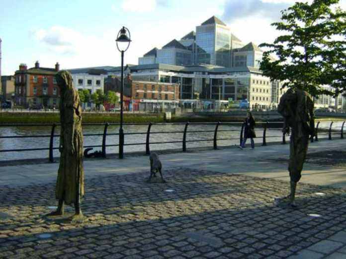 Foto da Irlanda