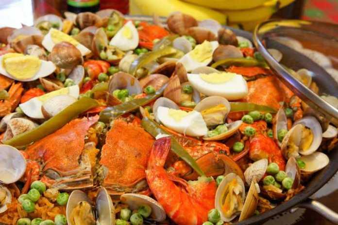 Gastronomia da Espanha