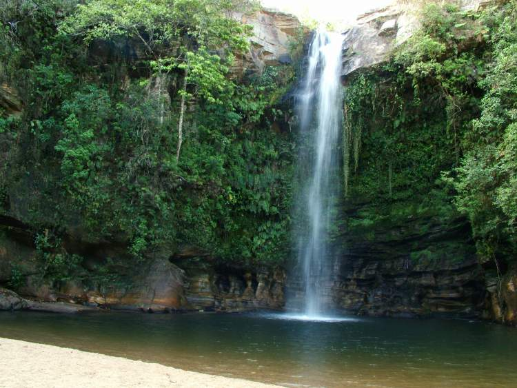 Cachoeira do Abade Pirenópolis – Goiás