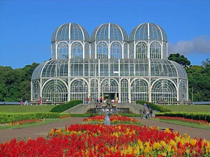 Jardim Botânico de Curitiba – Paraná