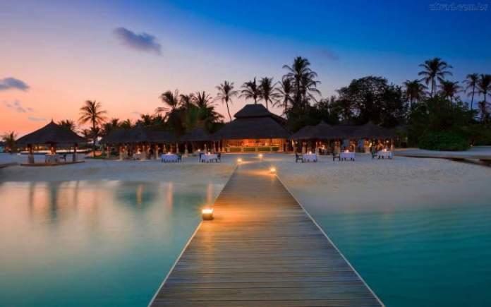 Maldivas, Oceano Índico entre as as maiores ilhas paradisíacas do planeta