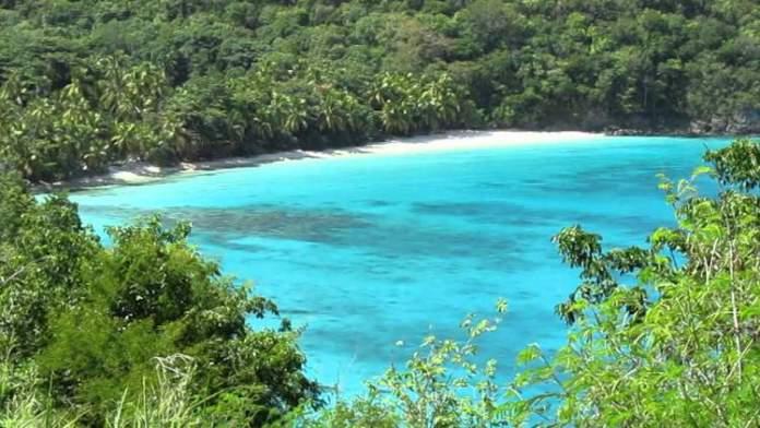 Saint John, Ilhas Virgens Americanas é uma das Top 10 ilhas paradisíacas