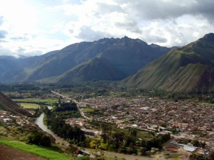 Vale dos Incas - Urubamba, Peru