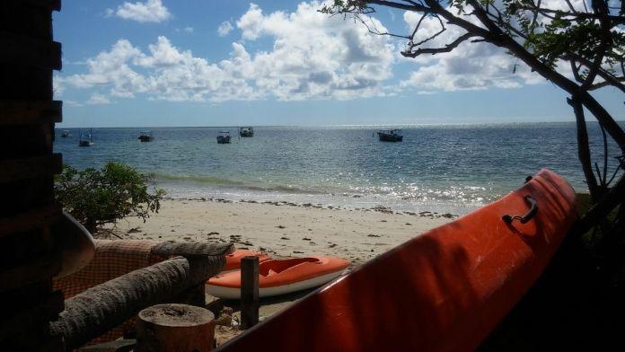 Conhecer a praia Ponta do Mangue é um dos melhores passeios em Maragogi