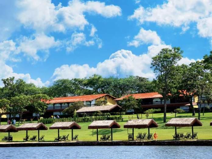 Broa Golf Resort em São Paulo é um dos lugares mais divertidos para viajar com crianças