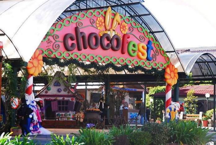 Chocofest em Gramado