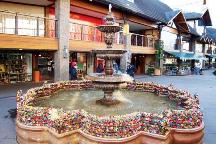 Fonte do Amor Eterno é um dos Lugares para se visitar em Gramado