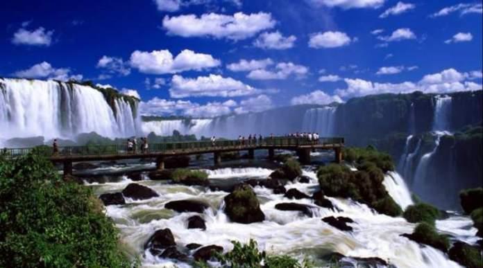 Foz do Iguaçu é um dos lugares mais divertidos para viajar com crianças