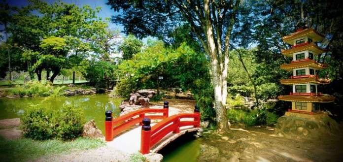 Jardim Japonês de Caldas Novas