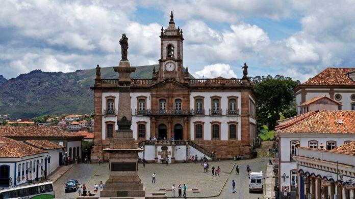 Ouro Preto é um dos melhores destinos para viajar em Maio
