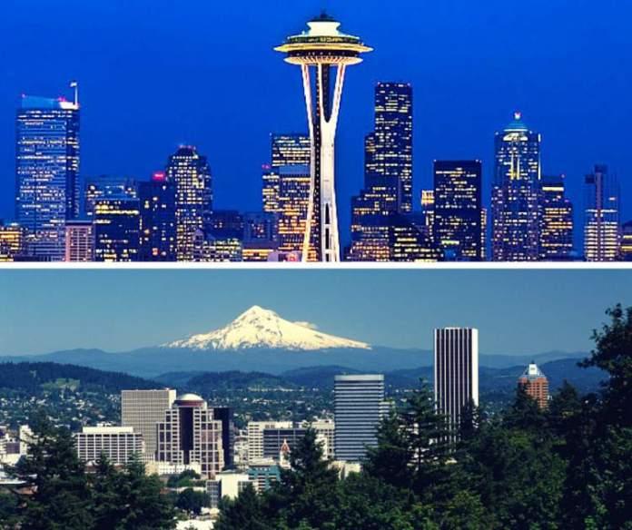 Portland e Seattle nos Estados Unidos é um dos destinos subestimados de lua de mel que vão te conquistar