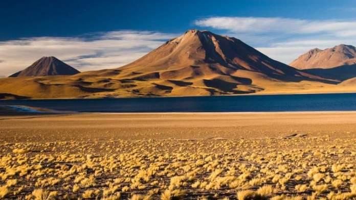 Deserto do Atacama no Chile é um dos melhores lugares para visitar no mês de Abril