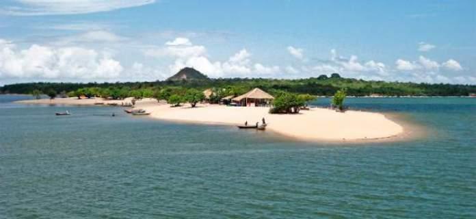 Alter do Chão - Brasil é um dos lugares incríveis ao redor do mundo