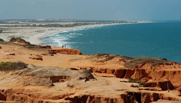 Beberibe, Ceará possui praia com as hospedagens mais baratas