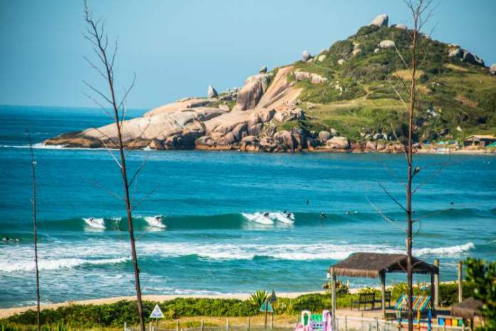 Florianópolis, Santa Catarina é um bom lugar para Viagem para solteiros