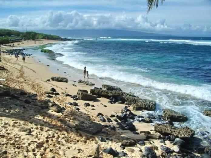 Ho'okipa Beach, Maui praias mais lindas do Havaí