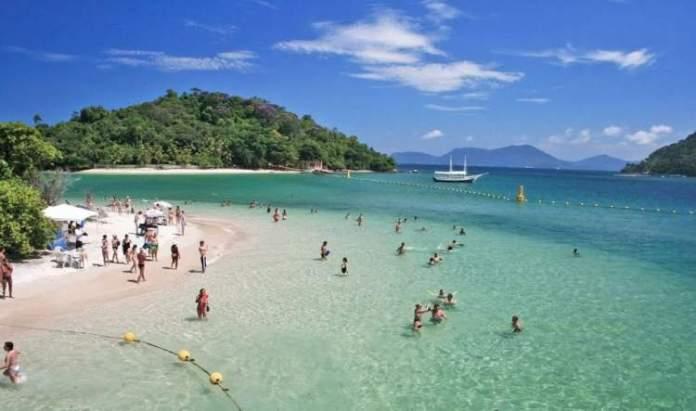 Ilha de Cataguases é um dos destinos com águas absolutamente claras para você conhecer no Brasil