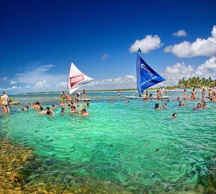 Ipojuca é um dos destinos com águas absolutamente claras para você conhecer no Brasil