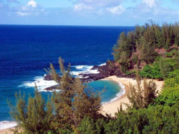 Lumahai Beach, Kauai praias mais lindas do Hava