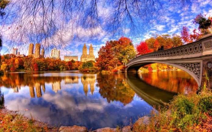 Nova York é um dos melhores destinos para viajar em setembro
