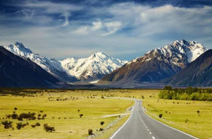 Nova Zelândia é um dos melhores destinos para viajar em setembro