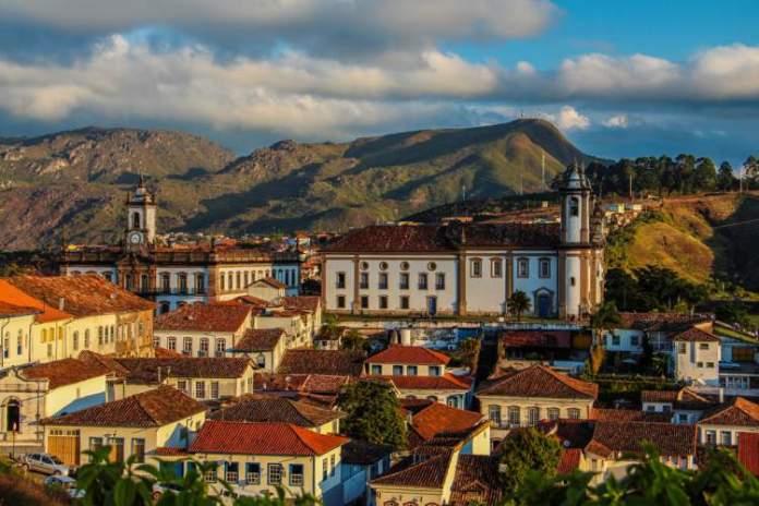 Ouro Preto é um dos lugares para uma escapada de fim de semana saindo de Belo Horizonte