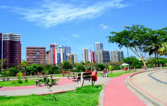 Parque Potycabana no Piauí