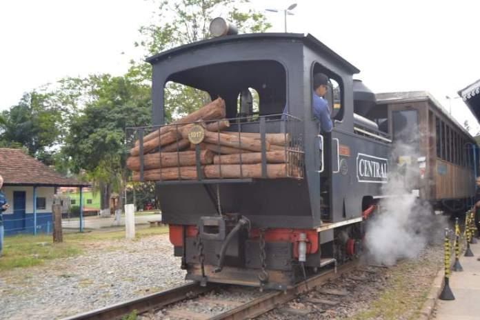 Passeio Trem das Cachoeiras é um dos lugares para uma escapada de fim de semana saindo de Belo Horizonte