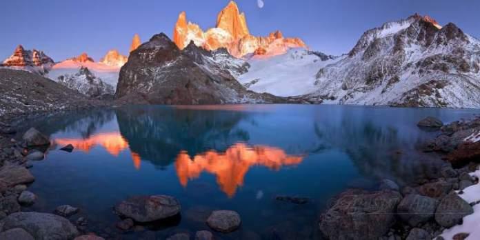 Patagônia é um dos melhores destinos para viajar em setembro
