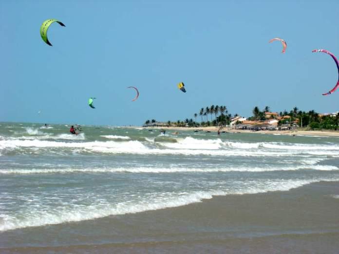 Praia do Coqueiro no Piauí