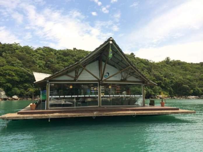 Restaurantes em Ilha de Porto Belo em Santa Catarina