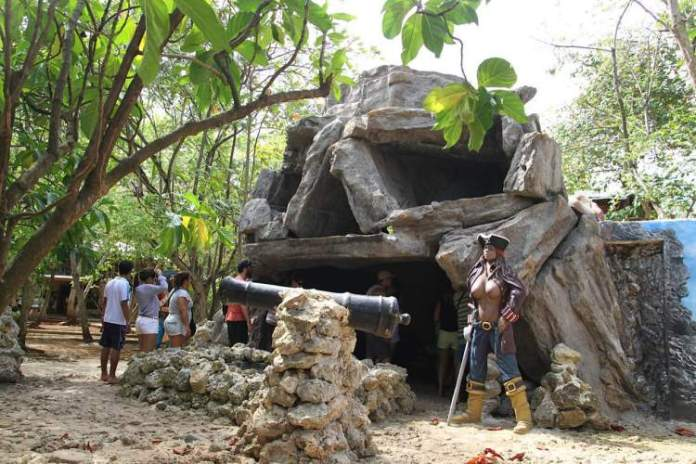 San Andrés Histórias de Piratas