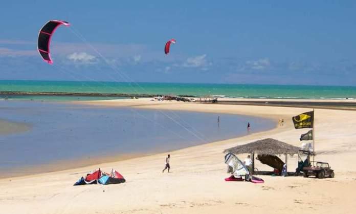 São Miguel do Gostoso, Rio Grande do Norte possui praia com as hospedagens mais baratas