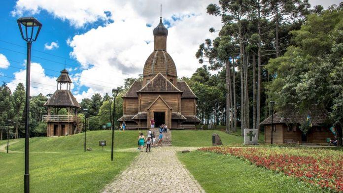 Parque Tingui Curitiba
