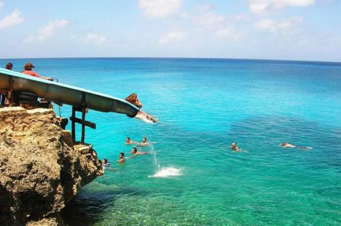 Praias paradisíacas San Andrés West View
