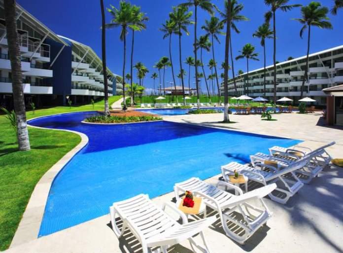 Ancorar Flat Resort é um dos resorts de Porto de Galinhas