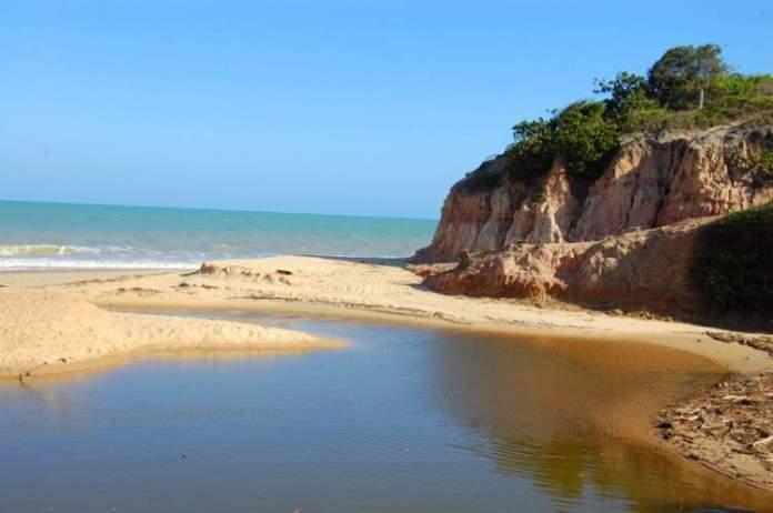 Barra do Cahy, Cumuruxatiba é uma das praias mais lindas da Bahia 1