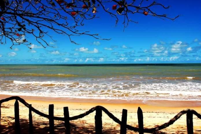 Barra do Cahy, Cumuruxatiba é uma das praias mais lindas da Bahia