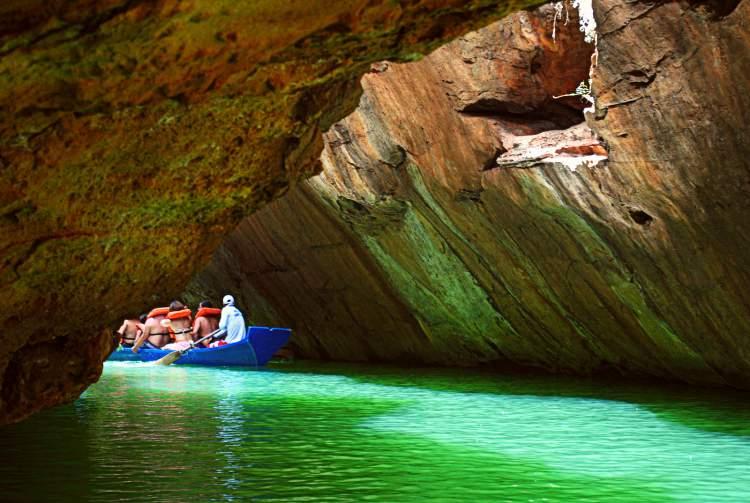 Cânion do Xingó é um dos lugares surreais no Brasil