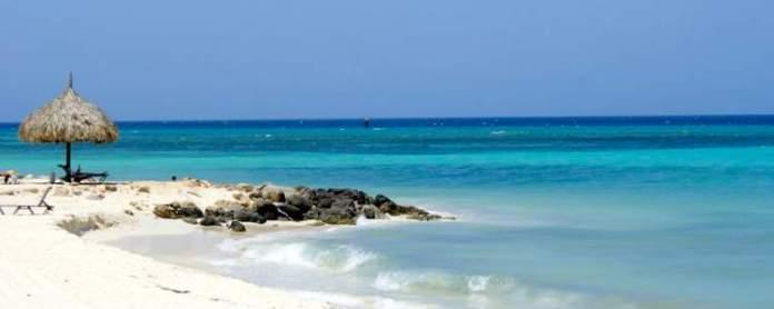 Druif Beach é uma das melhores praias de Aruba