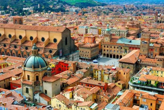 Emilia-Romagna na Itália
