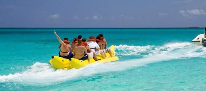 Esportes Aquáticos nas Maldivas
