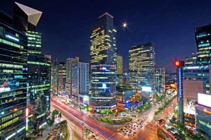 Gangnam Coréia do Sul