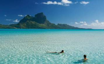 Ilha de Moorea é um dos pontos turísticos mais lindos do Tahiti