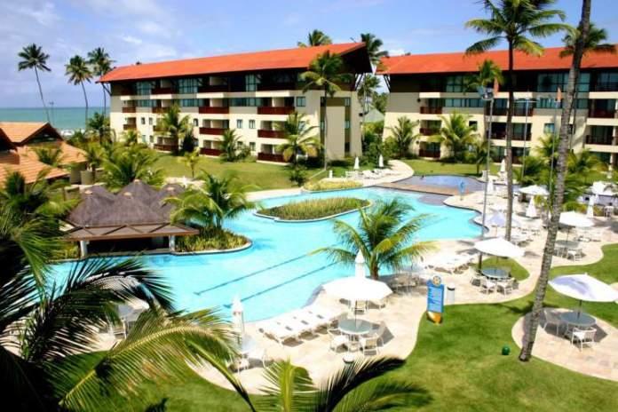 Marulhos Suite Resort é um dos resorts de Porto de Galinhas