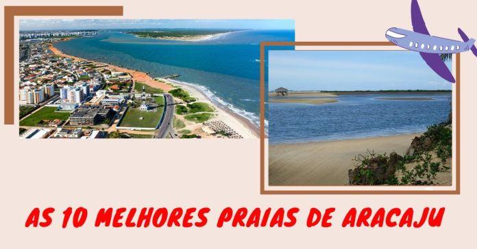 Melhores praias de Aracaju