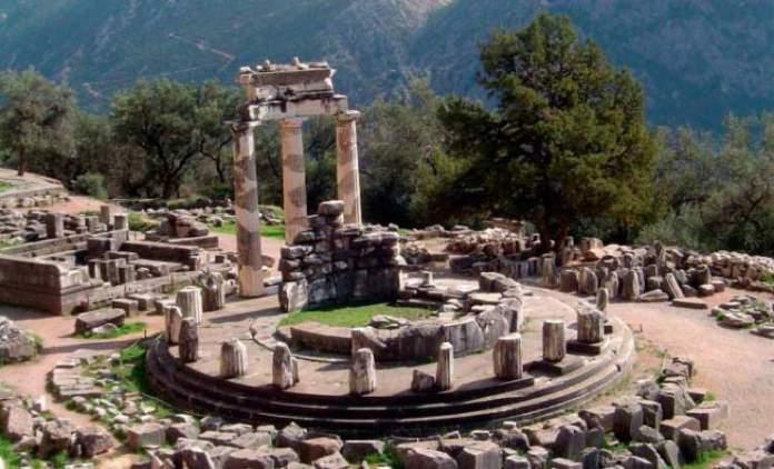 Olímpia na Grécia
